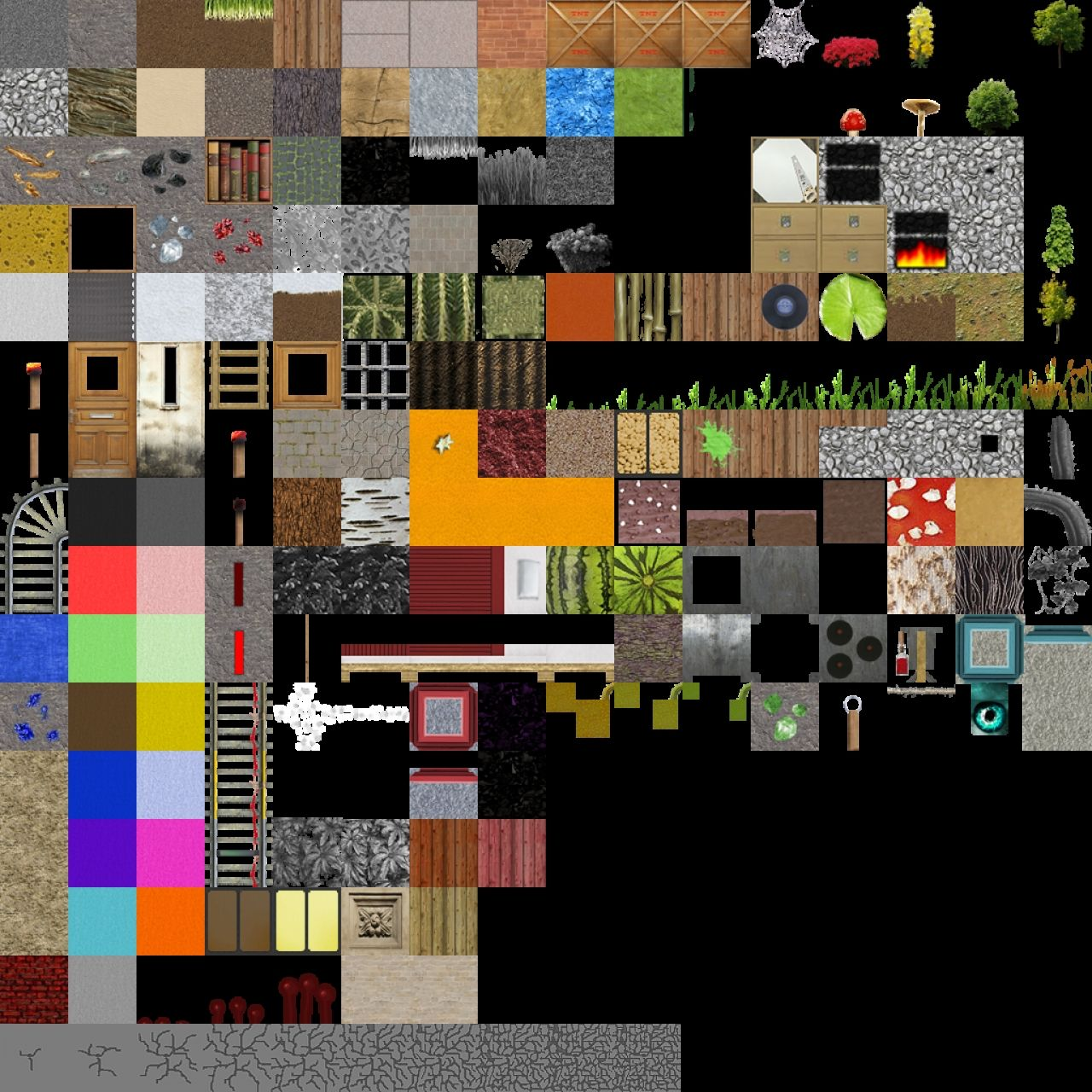 b5665  Insanely Real Texture Pack 1 [1.4.7/1.4.6] [64x] Insanely Real Texture Pack Download