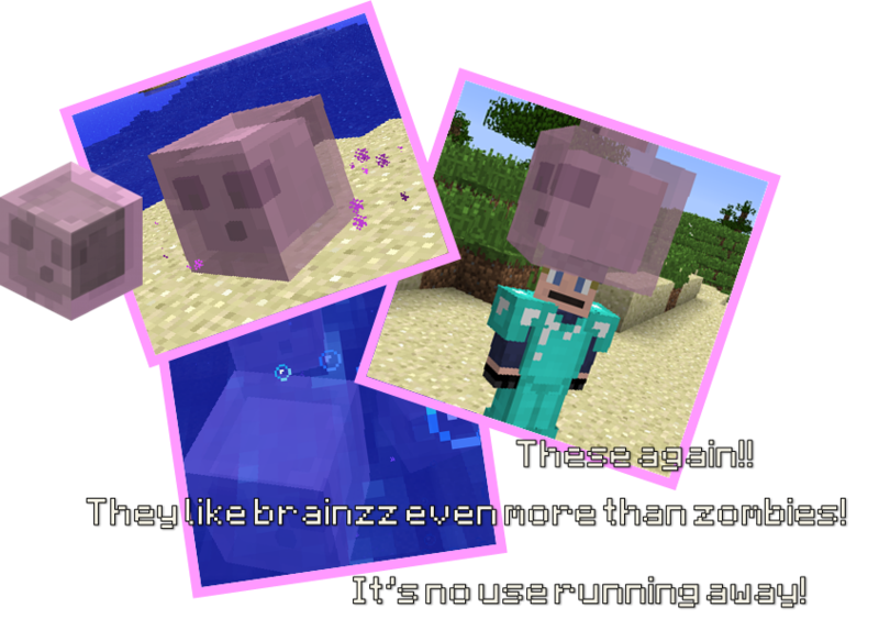 b671a  pinkslime Primitive Mobs Screenshots