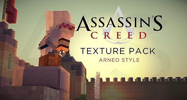 ba04b  Assassins creed texture pack [1.4.7/1.4.6] [16x] Assassins Creed Texture Pack Download