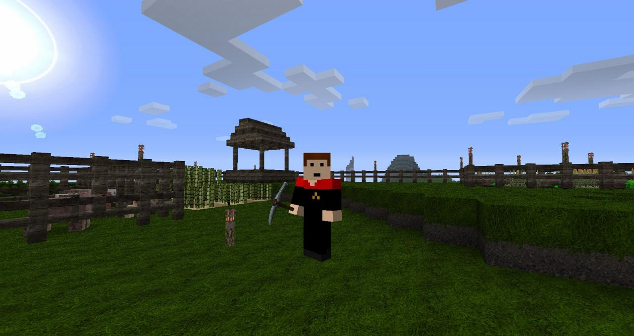 c0ed0  Kds photo realistic texture pack 10 [1.4.7/1.4.6] [64x] KDS Photo Realistic Texture Pack Download