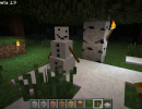 [1.4.7] Pumpkin-less Snow Golem Mod Download