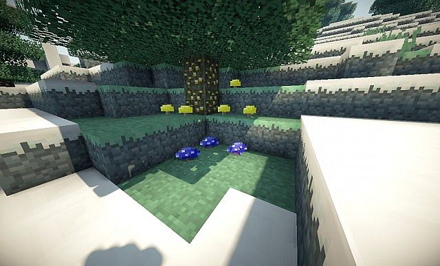 d02e9  Aether texture pack 1 [1.4.7/1.4.6] [16x] Aether Texture Pack Download