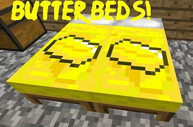 d271f  Majestic butter texture pack 1 [1.4.7/1.4.6] [16x] Majestic Butter Texture Pack Download