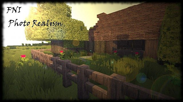 e316d  Fni photo realism texture pack [1.7.2/1.6.4] [256x] FNI Photo Realism Texture Pack Download