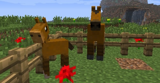 e5vs3qi6 [1.5.2] Roxa's Horses Mod Download