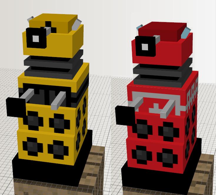 e6668  Dalek Mod 6 Dalek Screenshots