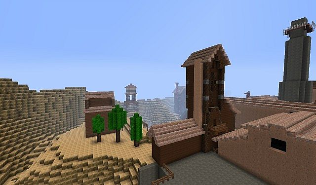 ed105  FT2 texture pack 2 [1.4.7/1.4.6] [16x] FT2 Texture Pack Download