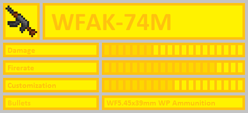 fa754  wfak74m Warfield 3 Recipes