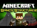 [1.4.7] Spino's Structures Mod Download