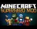 [1.6.2] Super Heroes Mod Download