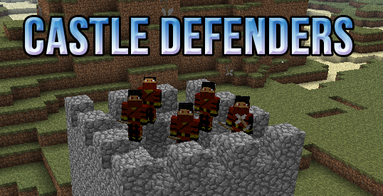minecraft castle defenders1 [1.4.7] Castle Defenders Mod Download