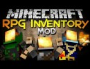 [1.6.2] Rpg Inventory Mod Download