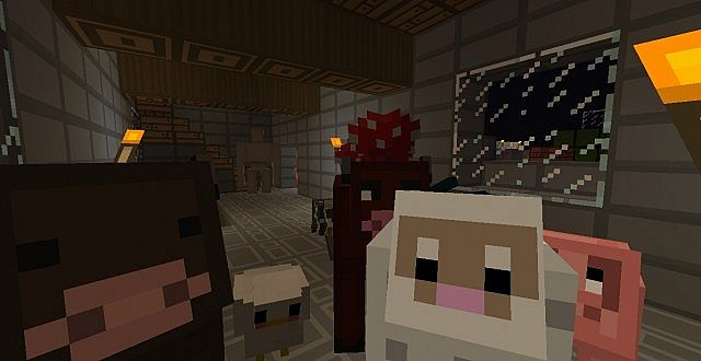 08a99  Tooncraft texture pack 7 [1.5/1.4.7] [16x] ToonCraft Texture Pack Download
