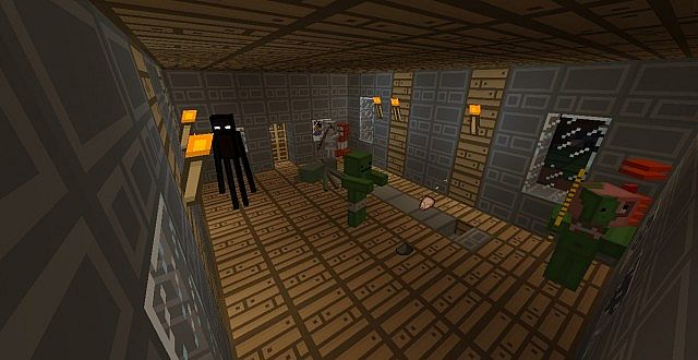 08a99  Tooncraft texture pack 8 [1.5/1.4.7] [16x] ToonCraft Texture Pack Download