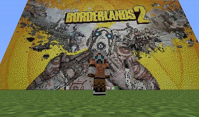 10bae  Bordercraft texture pack [1.5.2/1.5.1] [128x] Bordercraft Texture Pack Download