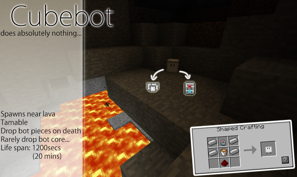 1d475  CubeBots Mod 1 CubeBots Screenshots