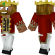 King Skin for Minecraft