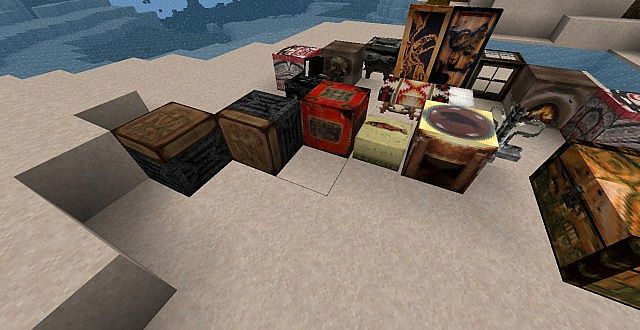 2c561  Native american texture pack 4 [1.5.2/1.5.1] [32x] Native American Texture Pack Download