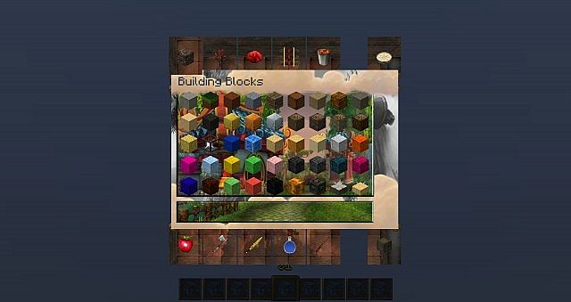 2f9e8  World of warcraft texture pack 7 [1.4.7] [128x] World of Warcraft Texture Pack Download
