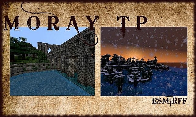 387f6  Moray texture pack 8 [1.5.2/1.5.1] [16x] Moray Texture Pack Download