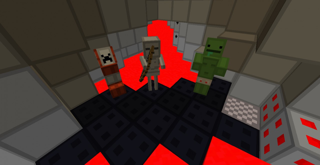 403d9  Tooncraft texture pack 6 [1.5/1.4.7] [16x] ToonCraft Texture Pack Download