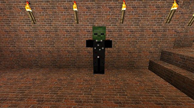 43862  Nazi zombies texture pack 7 [1.4.7] [256x] Nazi Zombies Texture Pack Download