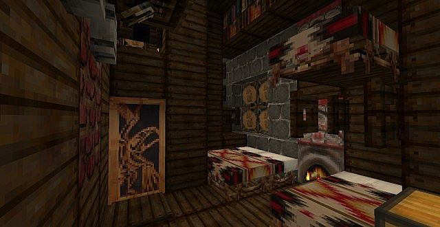 49a1c  Native american texture pack 8 [1.5.2/1.5.1] [32x] Native American Texture Pack Download