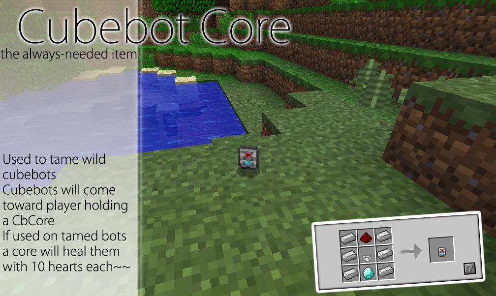 4d71f  CubeBots Mod 7 CubeBots Screenshots