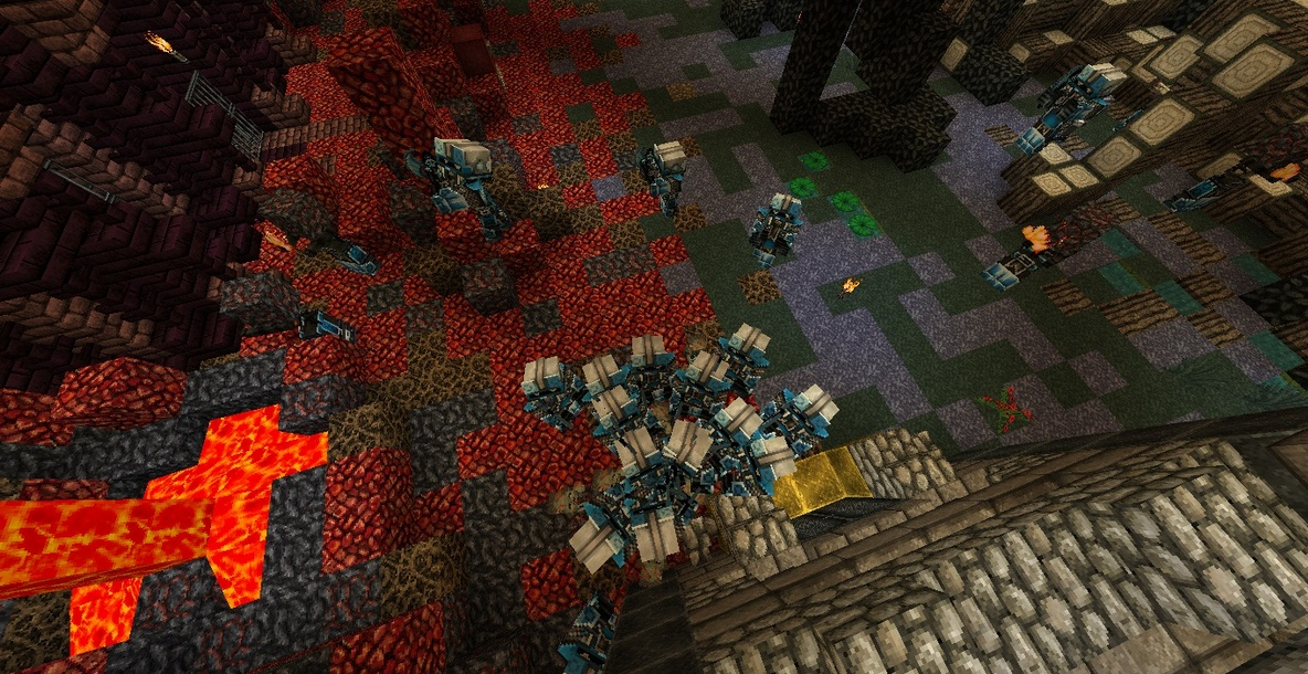 4e2e1  Withers Challenge Map 5 Wither's Challenge Map Download