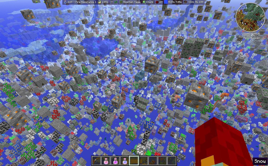 12.12.12] CJB X-Ray Mod Download  Minecraft Forum