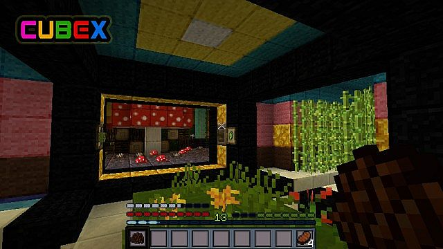 575c9  Cubex texture pack 5 [1.4.7] [16x] Cubex Texture Pack Download
