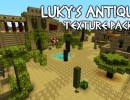 [1.4.7] [16x] Luky's Antiquity Texture Pack Download