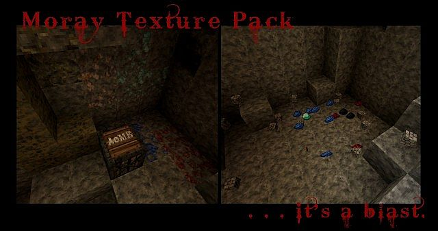 6321d  Moray texture pack 14 [1.4.7] [16x] Moray Texture Pack Download