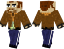 Niko Bellic Skin for Minecraft