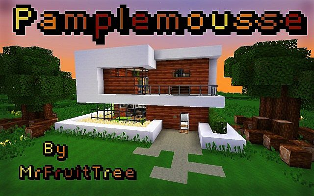 84fa3  Pamplemousse texture pack [1.5.2/1.5.1] [16x] Pamplemousse Texture Pack Download