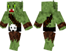 Orc Skin for Minecraft