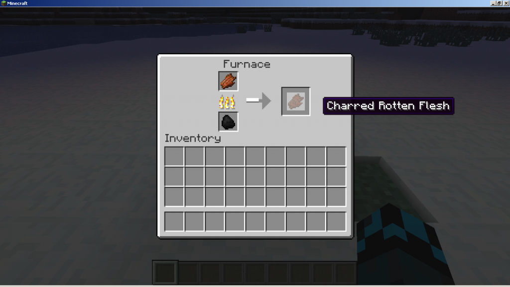 More Coals Mod Recipes