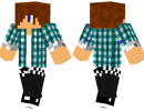 Teenager Skin for Minecraft