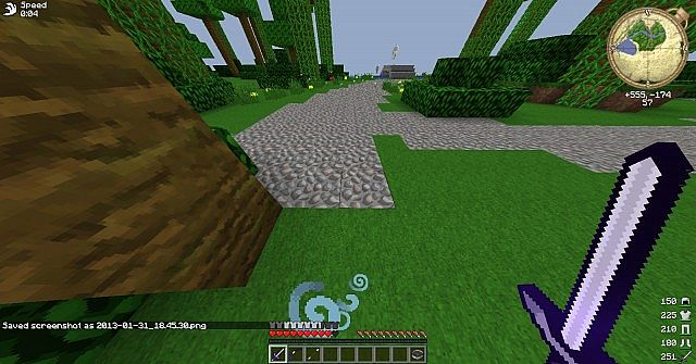 minecraft faithful 64x64 1.4.7