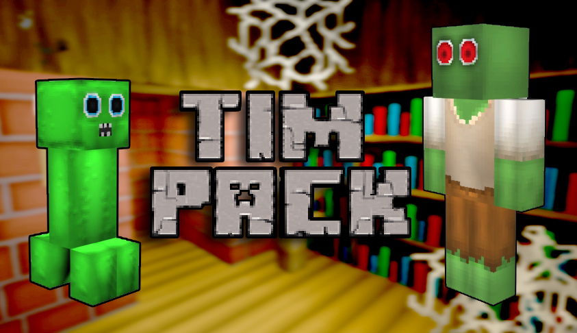97a94  Tim pack texture pack [1.7.2/1.6.4] [32x] Tim pack Texture Pack Download