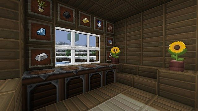9bdcc  Silvermines texture pack 5 [1.7.2/1.6.4] [64x] SilverMines Texture Pack Download