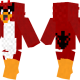 Angry Bird Skin for Minecraft