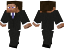 Business Suit Skin for Minecraft