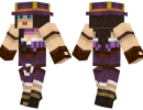 Caitlyn Skin for Minecraft