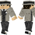 Cole Phelps Skin for Minecraft