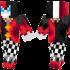 Demon Jester Skin for Minecraft
