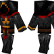 Disciple of D'sparil Skin for Minecraft
