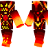 Feral Chaos Skin for Minecraft