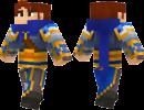 Garen Skin for Minecraft