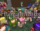 [1.5.2] HumanMobs Mod Download